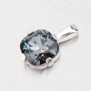 Stříbrný přívěsek s krystalem D157ČN