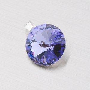 Přívěsek s krystalem 10 mm D119TF