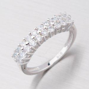 Stříbrný prsten R3556