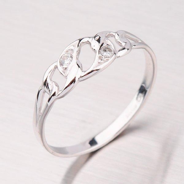 Zlatý prsten GZ1242B