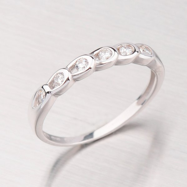Prsten zlatý GZ1712B