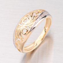 Zlatý prsten GZ2133