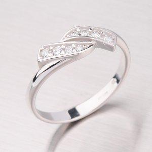Prsten se zirkony GZ2337B