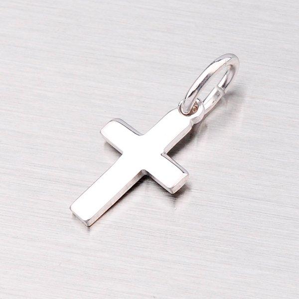 Křížek ze stříbra M5273D