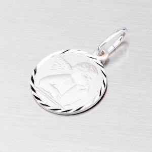 Andělíček stříbrný M5400B