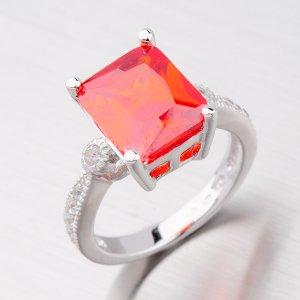 Prsten stříbrný R3392