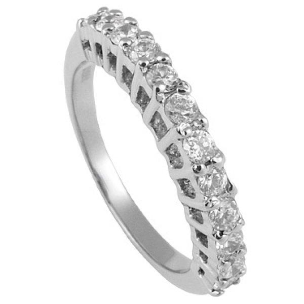 Prsten z chirurgické oceli RSDE17
