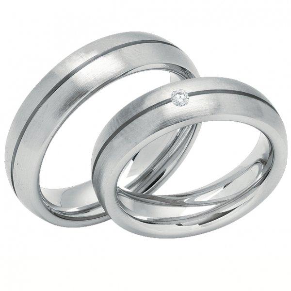 Snubní prsteny chirurgická ocel SPTS-131