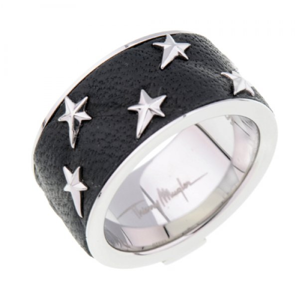 Thierry Mugler prsten z chirurgické oceli T21116N