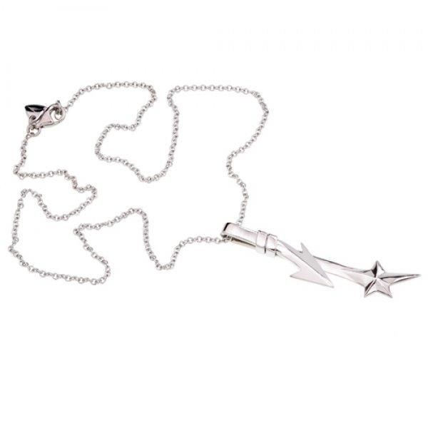Thierry Mugler náhrdelník z chirurgické oceli T4106945